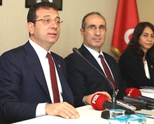 Ekrem İmamoğlu: Halk, İstanbul'a faydası olmayan bütün anlaşmaları 23 Haziran 2019'da iptal etti