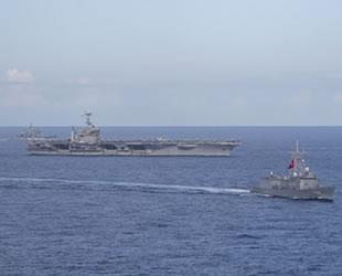 Akdeniz Kalkanı Harekatı devam ediyor