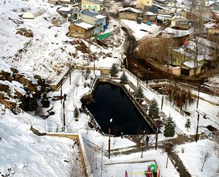 Erzurum'daki Balıklı Göl'ün gizemi çözülemiyor