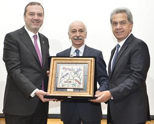 Ulaştırma ve Lojistik Meclisi Koordinasyon Toplantısı gerçekleştirildi