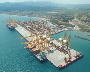 EBRD, Asyaport Limanı'na 12 milyon dolar kredi verdi