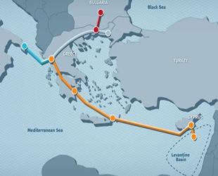 Doğu Akdeniz Doğalgaz Boru Hattı Anlaşması 2 Ocak 2020'de imzalanacak