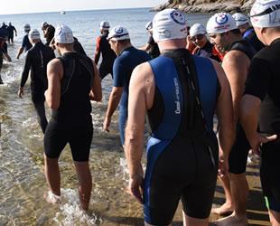 İzmirliler, yeni yılı denizde yüzerek karşılayacaklar