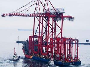 Ekvatorun ilk derin deniz terminali YILPORT yatırımlarını sürdürüyor