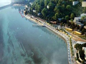 Zonguldak'ta Sahil Projesi'nin ihale tarihi belli oldu