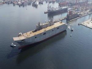 Hücum Gemisi TCG Anadolu 2020'de teslim edilecek