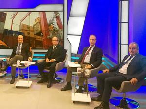 Kanal İstanbul Projesi, WomanTV Seyir Defteri Programında tartışılıyor