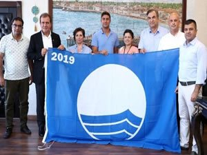 Mersin'de 2020 yılı için 'Mavi Bayrak' çalışmalarına başlandı