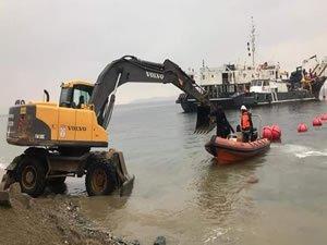 Marmara Adası'nda arıza giderildi! 15 gün sonra elektriğe kavuştu