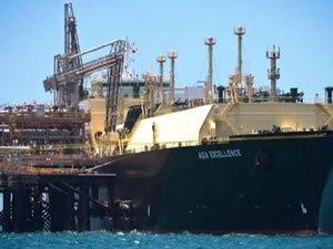 Çin'in LNG ithalatı Aralık'ta yüzde 16 arttı