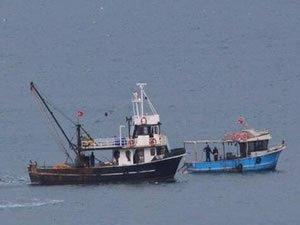 İzmir'de yasa dışı balık avcılığına 49 bin liralık para cezası uygulandı