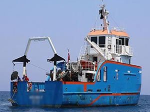 Rumeli Araştırma Gemisi ihale ile satışa hazırlanıyor