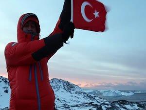 UZMAR İklim Aksiyon Takımı, Kuzey Kutbu'ndan yurda döndü