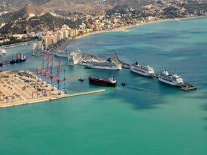 Global, Malaga Kruvaziyer Limanı'nın çoğunluk hissesine sahip oldu