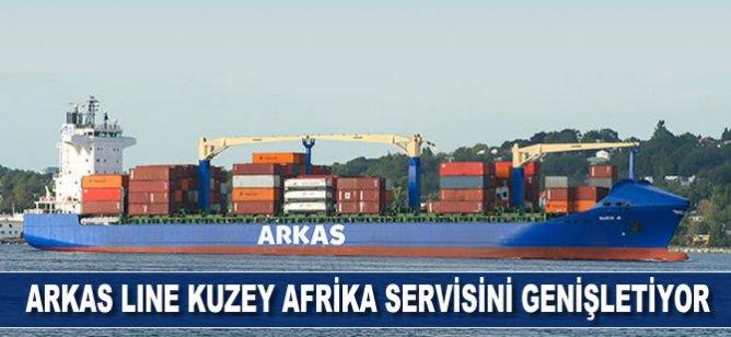 Arkas Line Kuzey Afrika servisini genişletiyor