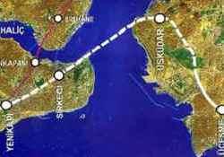 Marmaray'ın Kaderi Kazılara Bağlı