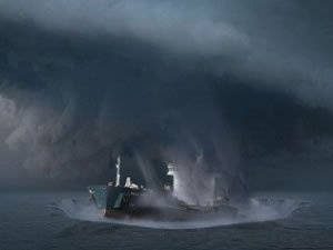 Bermuda Şeytan Üçgeni Üzerinde Kaybolan Yaklaşık 100 Yıllık Batık Bulundu