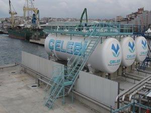 Çelebi Bandırma Limanı büyümesini sürdürüyor