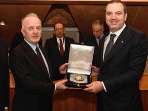 İMEAK DTO Şubat Ayı Olağan Meclis Toplantısı gerçekleştirildi