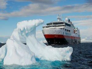 Antarktika'da sıcaklık rekoru kırıldı