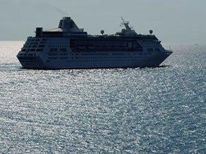 ABD'den kalkan yolcu gemisi salgın nedeniyle limana geri döndü