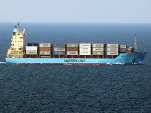 Konteyner gemisindeki korona virüs alarmı sona erdi