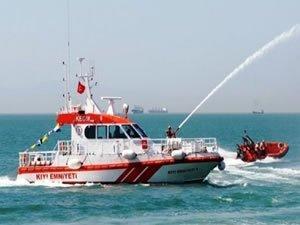 Kıyı Emniyeti Genel Müdürlüğü'ne 5 yeni bot