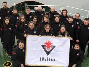 Antarktika bilim seferi sonuçları Teknofest 2020 Gaziantep'te açıklanacak