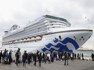 ABD, karantina gemisinden vatandaşlarını tahliye ediyor