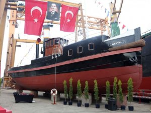 Kartal istimbotu Beşiktaş'ta müze olacak