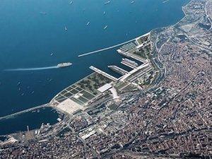 Yenikapı Kruvaziyer Limanı Projesi'nin ÇED süreci başlatıldı