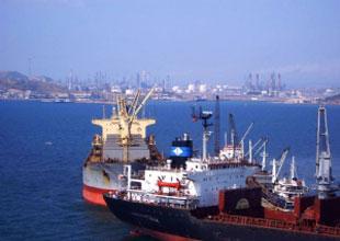Aliağa limanlarına 5221 gemi yanaştı
