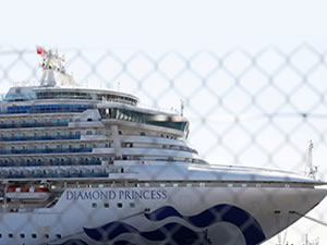 Japonya'daki karantina gemisinden tahliyeler sürüyor