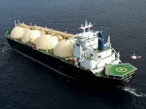 Küresel LNG talebinde Asya kilit rol oynayacak