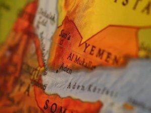 Yemen'de sahil güvenlik güçleri bir gemide 200 ton patlayıcı madde ele geçirdi