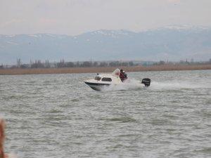 Beyşehir Gölü'nde yasa dışı avcılığa geçit yok