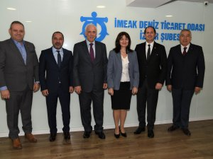 İzmir ile Selanik arasında denizyolu için çalışmalar hızlandırılıyor