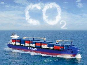 Arkas Line karbon salınımını yüzde 24 azalttı