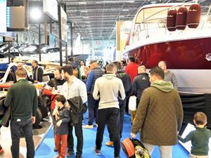 CNR Avrasya Boat Show tüm görkemiyle devam ediyor