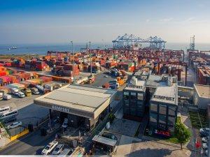 Kumport toplam konteyner iş hacmini yüzde 2 büyüttü
