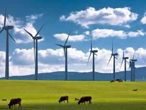 Avrupa rüzgar elektriğinde rekor kırdı