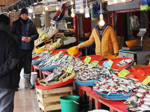 Balık fiyatındaki düşüş vatandaşı sevindirdi