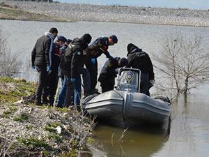Manisa Aydıncık Barajı'nda 2 vücut parçası bulundu