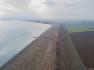 Reyhanlı Barajı'nın altıda biri doldu