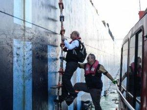 Kılavuz kaptanlardan koronavirüs uyarısı