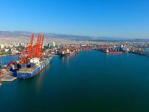 Mersin Uluslararası Liman İşletmeciliğinde tedbir