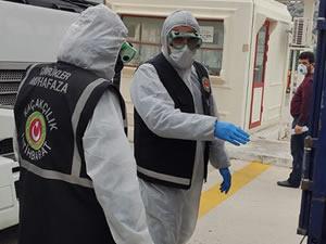 1 gemi personelinde koronavirüs tespit edildi