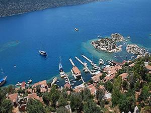 Kekova'nın dalış turizmine açılmasına yönelik yönetmelik Resmi Gazete'de yayınlandı
