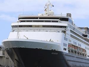 Karantinadaki gemilerin yüzeylerinde koronavirüs izlerine rastlandı