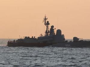 Rus füze gemisi Ukrayna'nın deniz sınırlarını ihlal etti